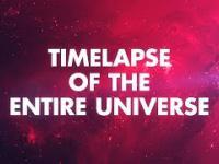 Timelapse wszechświata