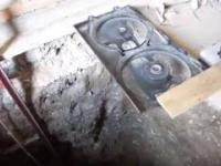 Budowa podziemnego bunkra