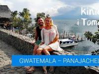 Gwatemala Panajachel. Rejs po Atitlan i ponowne kupowanie używek.