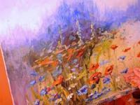Wild Flowers - Speed Painting