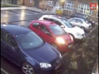 Wzorcowe parkowanie