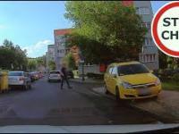 Kolizja, próba ucieczki, zatrzymanie obywatelskie ... 99 Wasze Filmy