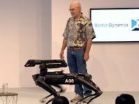 Boston Dynamics prezentuje aktualne postępy prac nad swoimi robotami na CEBIT
