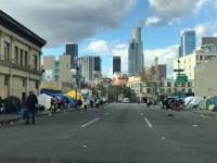 Jak wyglada Downtown Los Angeles?