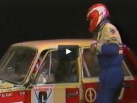 Technologie w samochodach rajdowych (Polski Fiat 1500, 1987r)