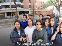 Hiszpania-Portugalia w Wenezueli