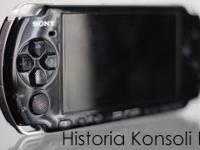 Krótka Historia Sony PSP, czyli Playstation Portable opowieść o nostalgii oraz magii dawnych konsol