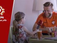 6-letnia Laura przepytuje… reprezentantów Polski!