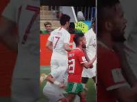 Próba morderstwa na Pepe podczas Mundialu 2018