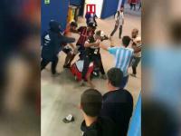 Argentyńscy kibice pobili chorwackiego fana po przegranym meczu.
