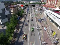Wypadek całej stawki WTCR na samym początku pierwszego wyścigu w Vila Real