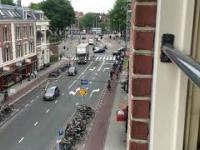 Godziny szczytu w Amsterdamie