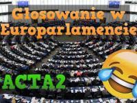 TAK GŁOSUJE SIĘ W EUROPARLAMENCIE - ACTA2