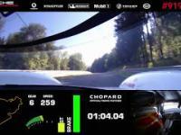 Porsche pobiło rekord okrążenia Nurburgring w POTĘŻNYM 919 EVO