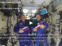 Życzenia z okazji 40-lecia lotu Polaka w kosmos