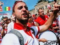 Tak Polscy kibice bawili się w Rosji!