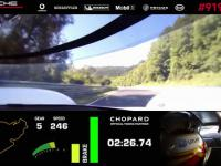 369 km/h on the Nordschleife | Lap Record Porsche 919 Hybrid...