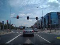 Skuterem pod prąd Kielce