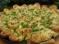 Faszerowane Ziemniaki Pieczone -KuchniaKwasiora