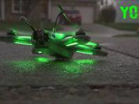 Świetne popisy pilota drona w bardzo malowniczych lokalizacjach