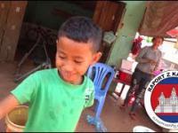 Jak mieszkają zwykli ludzie w Kambodży