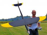 STUNNING RC SPEED 500KMH 308MPH BIG MONSTER FROM HJK SPEEDWINGS FLIGHT DEMONSTRATION