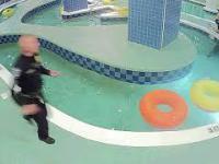 Strażnik więzienny ratuje życie chłopcu