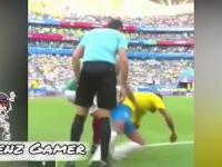 Sprowadzenie Neymara do parteru