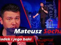 Mateusz Socha stand-up dziadek i jego bąki