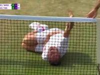 Z Neymara śmieją się już nawet na kortach tenisowych na meczach Wimbledonu