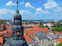 Witajcie w Zielonej Górze! Najlepszym mieście w Polsce