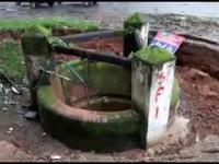 Studnia znika z powierzchni ziemi