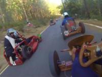 Drewniane F1