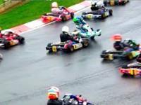 Wyścig dzieciaków w gokartach niczym w F1