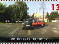 Idioci na autostradzie, czyli kompilacja Polscy Kierowcy 137