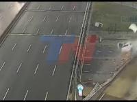 Kiedy postanawiasz opuścić autostradę przy 170 km/h
