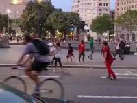 Amerykańscy turyści zaatakowani w Barcelonie przez śniadych inżynierów i lekarzy