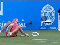 Kobiety w tenisowym mikście to niezłe nooby