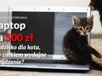 Dlaczego komputer za 500 złotych może tyle samo co nowy za 2 tysiące.