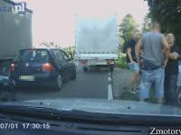 Polska Jazda 72 Niebezpieczne i Chamskie Zachowania na Drogach