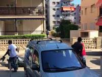 Hiszpania 2018 - zamieszki w Salou