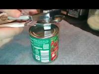 Jak prawidłowo otwierać konserwę?