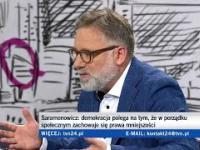 Ważne słowa o niszczeniu Polski przez PIS
