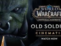 World of Warcraft: Old Soldier Cinematic