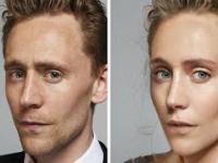 Aktorzy ''Avengers'' jako kobiety (gender bender).