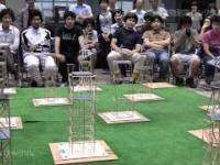 Szkolny konkurs na budowle odporne na trzęsienia ziemi