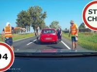 Stop Cham 194 - Niebezpieczne i chamskie sytuacje na drogach