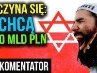 ZACZĘŁO SIĘ - Polska Oficjalnie Dostała Żydowskie Roszczenia na 330 MLD w tle 447 i USA - Komentator