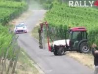 Niezwykłe sytuacje podczas rajdów samochodowych