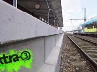 W Niemczech podwyższono perony, ale budynek dworca...